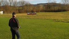 17109 Velox im Landeanflug