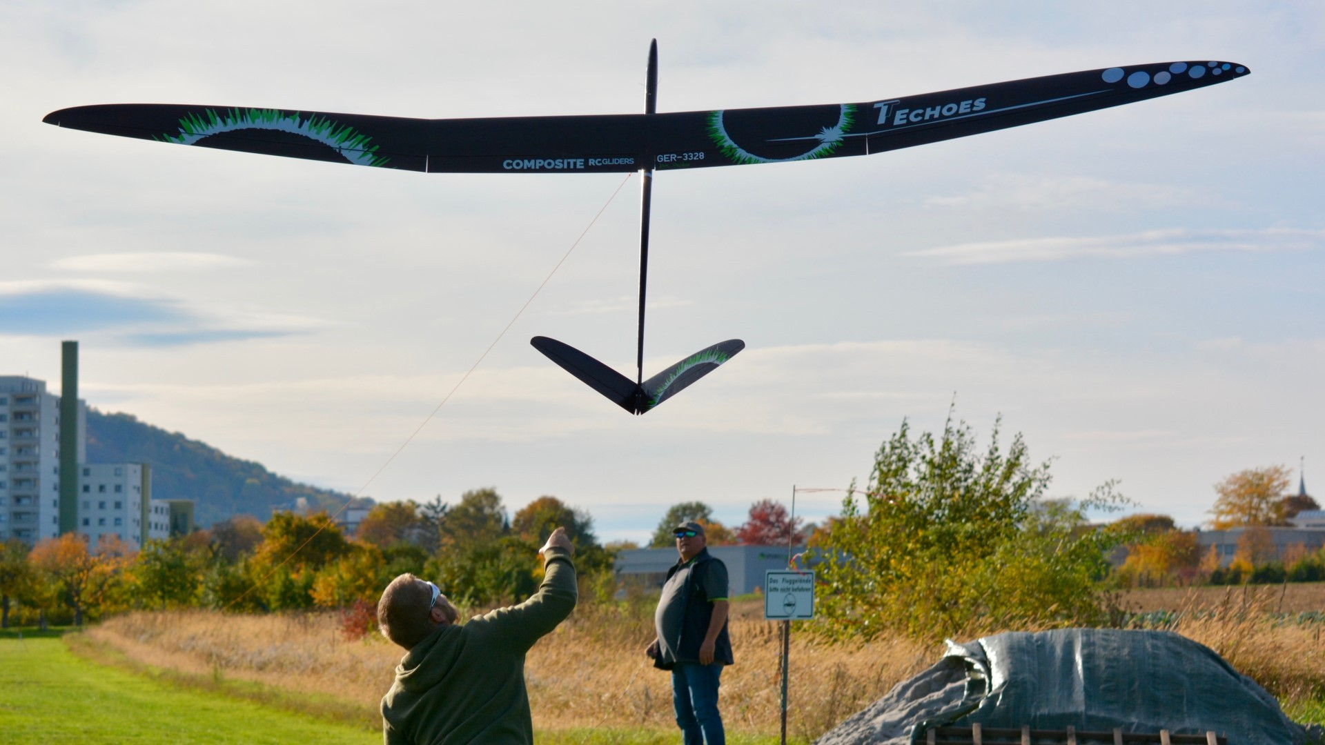TT Echoes (Composite RC Gliders)