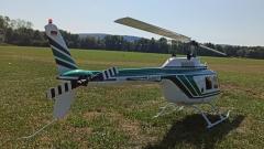 Logo 500 SE im Fun-Key Jet Ranger
