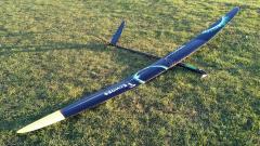 Elektrifizierte TT Echoes (Composite RC Gliders)