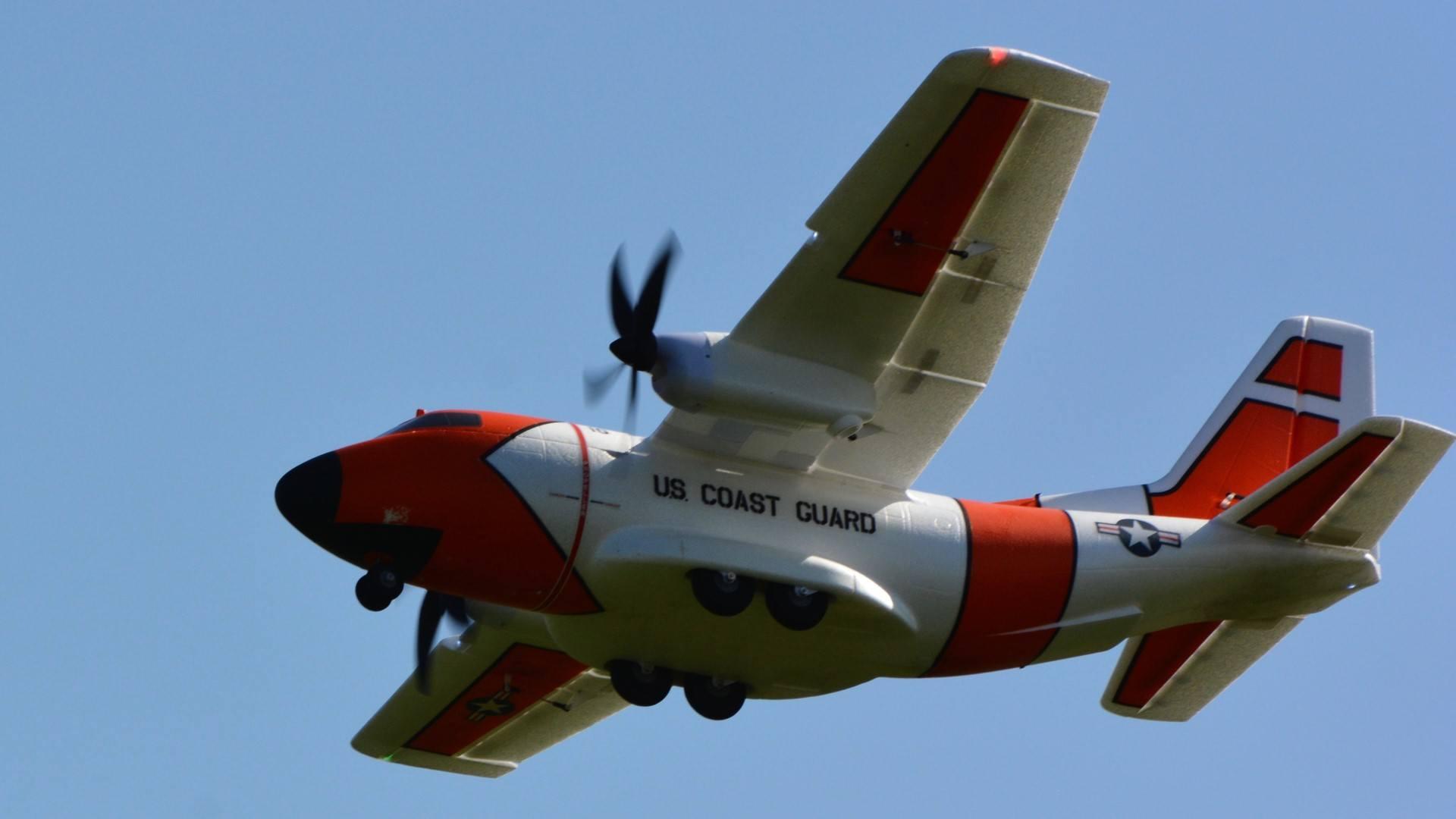 C-27J Spartan (E-Flite EC 1500 Twin)