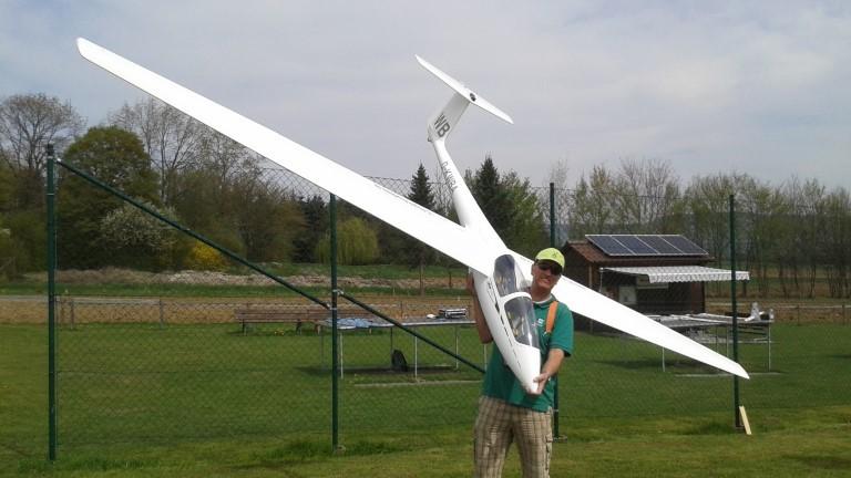 ASK 21, RC Flight Academy