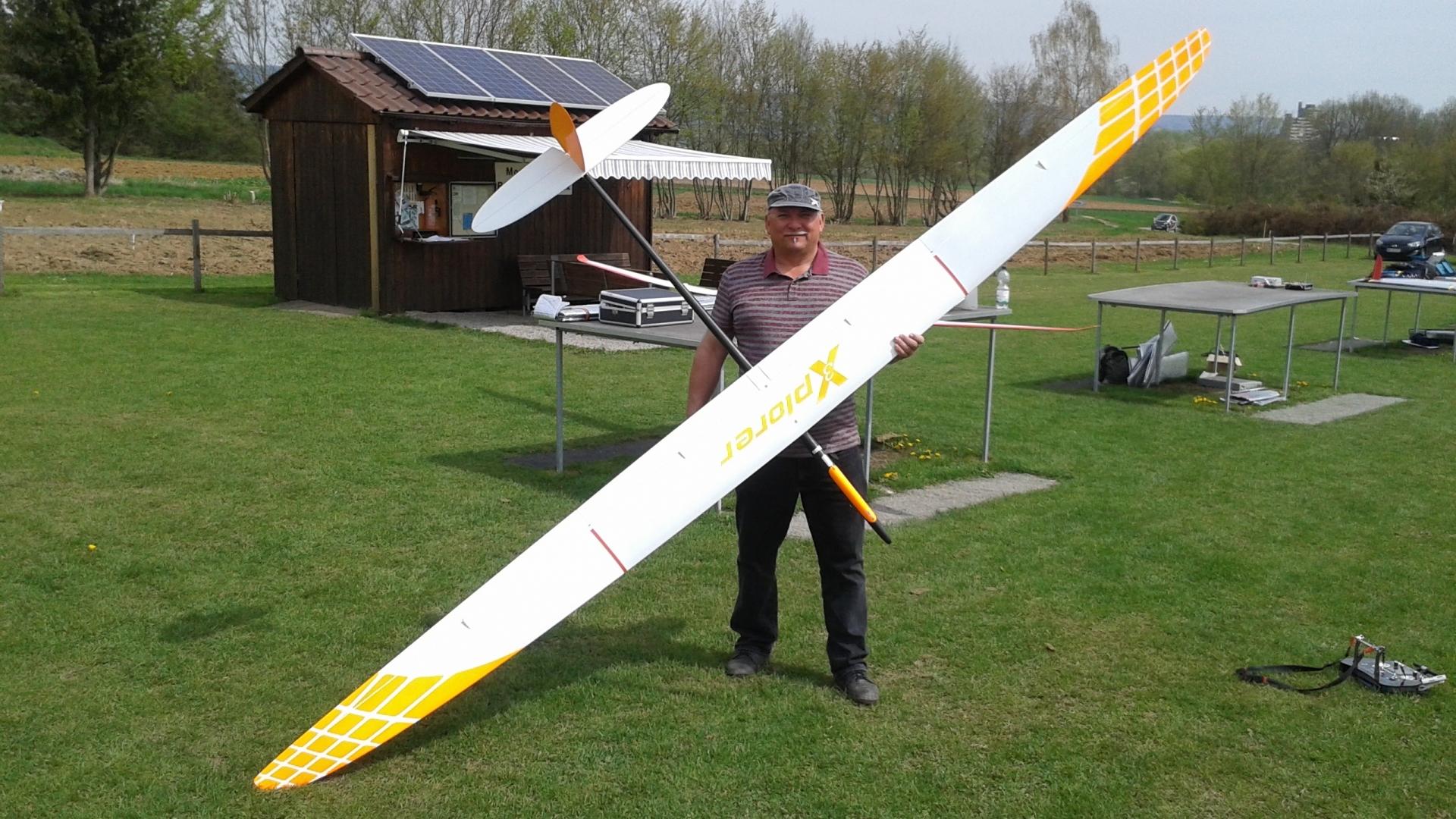 Xplorer 3 3800 F3J, NAN Models