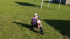 Motocross auf unserem Flugplatz