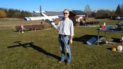 BN-2 Islander (Super Flying Model, Ripmax)