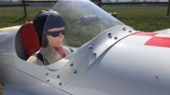 Merlin-Schlepp-Pilot