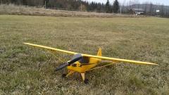 17019 E-flite UMX J-3 Cub