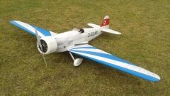 17021 Messerschmitt M35, Extron
