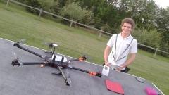 17053 Hexacopter