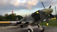 17073 Spitfire Mk XIV (E-Flite)