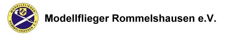 Modellflieger Rommelshausen e.V.